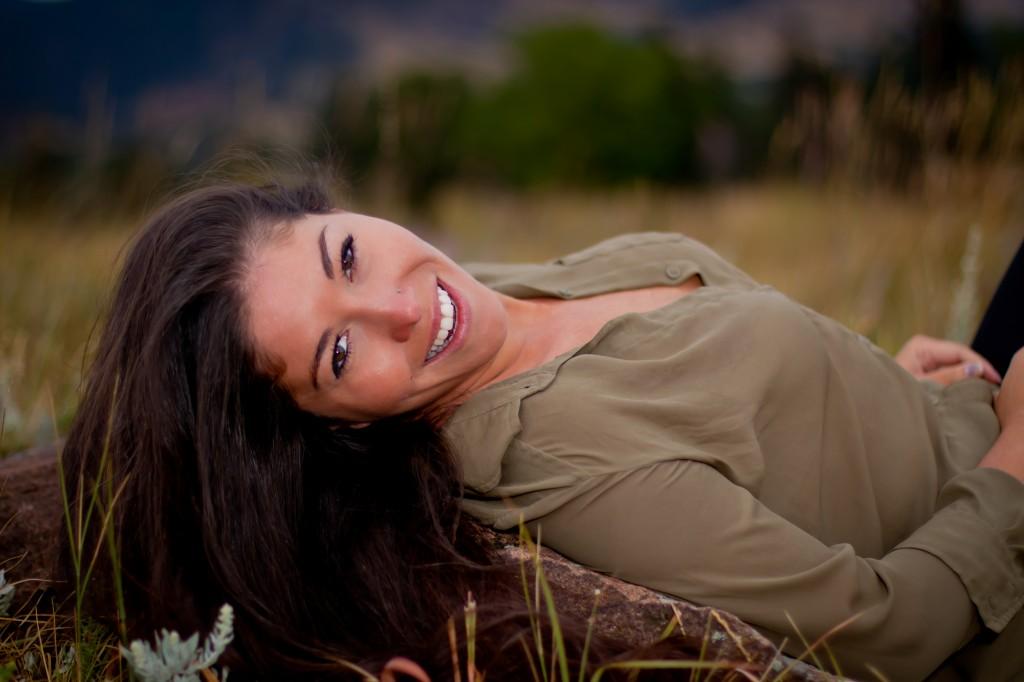 Posing at Chautauqua - Professional Headshots in Boulder, Colorado